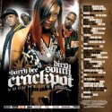 Dirty South Crack Pot, Vol. 6 (Hosted By Gangsta Boo) mixtape cover art