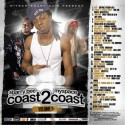Myspace Coast 2 Coast, Vol. 5 mixtape cover art