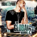 Young Cypher - The Global Warming 2 mixtape cover art