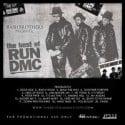 The Best Of Run DMC mixtape cover art