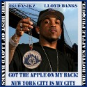 Lloyd Banks - Got The Apple On My Back mixtape cover art