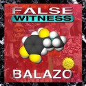 False Witness - Balazo EP mixtape cover art