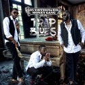 Overthowed Money Gang - Trap Blues mixtape cover art