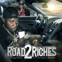 Young Troll - Road 2 Riches mixtape cover art