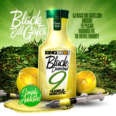 Black Diamond 9 (Audible Narcotic) Mixtape