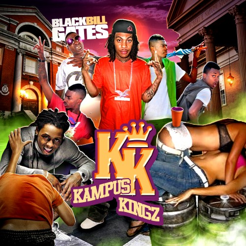Kampus Kingz Mixtape ft. Gucci Mane, Waka Flocka Flame & Lil Wayne