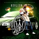 Korleon - The M-Files mixtape cover art