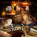 Slick Pulla - Slicktionary mixtape cover art