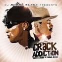 Andre 3000 & Young Jeezy - Crack Addiction mixtape cover art