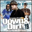 Down And Dirty 19 (The Blueprint) mixtape cover art