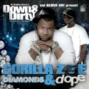 Gorilla Zoe - Diamonds & Dope mixtape cover art