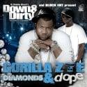 Gorilla Zoe - Diamonds & Dope mixtape cover art