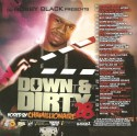 Down & Dirty 28 (Hosted by Chamillionaire) mixtape cover art