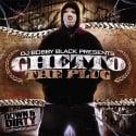 Ghetto The Plug mixtape cover art