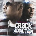 Jay-Z - Crack Addiction mixtape cover art