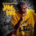 Jimmy 2Tymes - The Real 2Tymes mixtape cover art