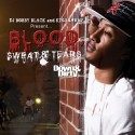 King Shump - Blood, Sweat & Tears mixtape cover art