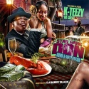 K-Teezy Da Great - Star Gang Don mixtape cover art