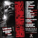 Mercington The Great - Untouchable Greatness mixtape cover art