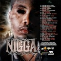 Nas - Nigga mixtape cover art