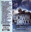 Pimp C - Memorabilia mixtape cover art