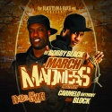 Rebel Gang - March Madness (Hosted By Carmelo Anthony & Block) mixtape cover art