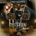 Supplya - Heroin Music mixtape cover art