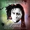 Lil Wayne & Bob Marley - Legends mixtape cover art