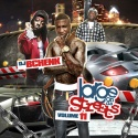 Large On Da Streets 11 mixtape cover art