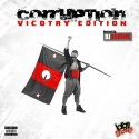 E.D.O.T - Corruption (Victory Edition) mixtape cover art