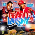 Grand Larsiny (Hosted By Jag & Cassidy) mixtape cover art