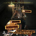 JLuciano - America Most Wanted mixtape cover art