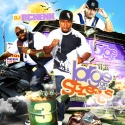 Large On Da Streets 3 mixtape cover art