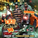 Large On Da Streets 14 mixtape cover art