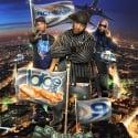 Large On Da Streets 9 mixtape cover art