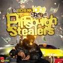 Piffsburgh Stealers mixtape cover art