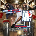 Who's Up Next? mixtape cover art