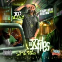 XO M.O.B - X-Files mixtape cover art