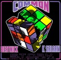 Common - S.T.O.R.Y. (Stories Told Over Remixed Years) mixtape cover art