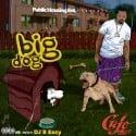 Cujo Bandz - Big Dog mixtape cover art
