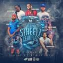 Carolina Streetz Certified, Vol. 4 mixtape cover art