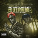 G Step & Blacc The Boss - Last Of A Dying Breed mixtape cover art