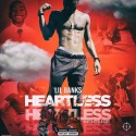 Lil Bank$ - Heartless mixtape cover art