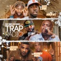 Trap Radio 2 mixtape cover art