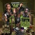 Trappin N Gun Clappin mixtape cover art