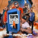 Trappin N Gun Clappin 4 (Hosted By G-Unit Capo & 40 Glocc) mixtape cover art