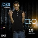 CEO Lil Kenny - CEO Status 1.5 mixtape cover art