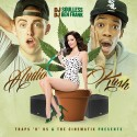 Audio Kush mixtape cover art