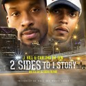 Bale Boy Music Group - 2 Sides To 1 Story mixtape cover art