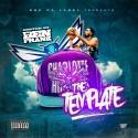 BBE Da Label - The Template mixtape cover art